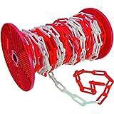 HaWe 9-3007 Absperr-Kette 25 m in rot-weiß