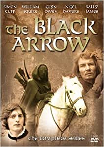 The Black Arrow - The Complete Series [DVD] [1972]