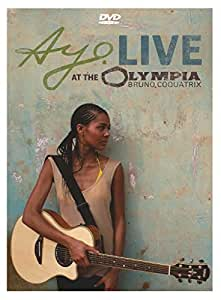 Ayo - Live At the Olympia [Blu-ray]