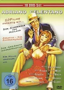 Adriano Celentano - Box [10 DVDs]