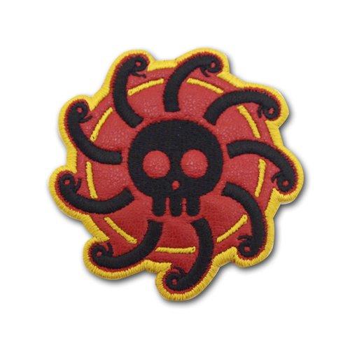 One Piece Kujya Piratas Wappen Parche