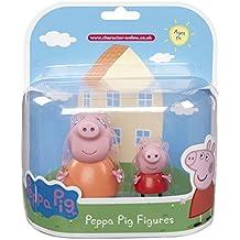 Peppa Pig -   Pack figuras Peppa y Mamá Pig