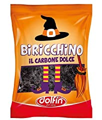 Idea Regalo - Dolfin Carbone Dolce BIRICCHINO Confezione da 100 Grammi