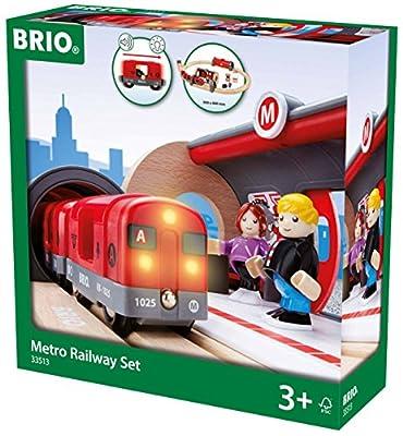 BRIO® Bahn 33513 - Metro tren BRIO conjunto por BRIO GmbH