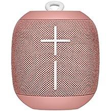 UE Wonderboom Bluetooth Lautsprecher (stoßfest Wasserdicht, Verbindung von zwei Geräten möglich) kaschmir rosa