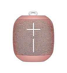 Ultimate Ears WonderBoom Bluetooth Lautsprecher (wasserdichter 360°-Sound) - pfirsich