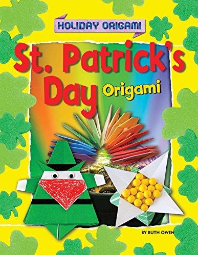 igami (Holiday Origami) (Saint Patricks Day Handwerk)
