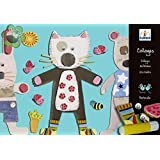 Djeco / Collages for Little Ones (japan import)