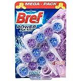 Bref WC Frisch Power-Aktiv Lavendel 3 St. im Mega-Pack (1)
