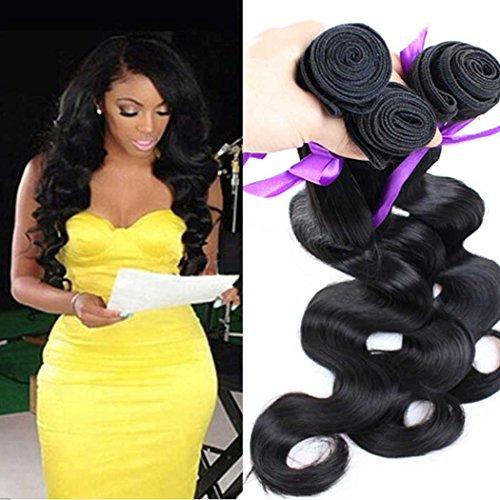 tsnomore-synthetic-fiber-3-bundle-women-wefts-hair-extension-big-culry-black