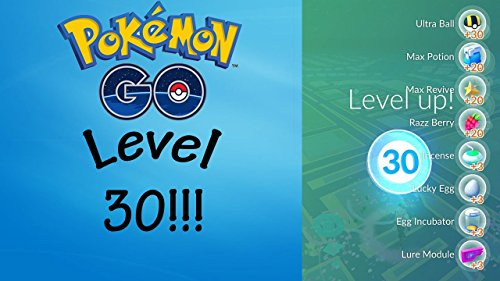 Pokemon GO Account - Level 30 with Random Pokemon