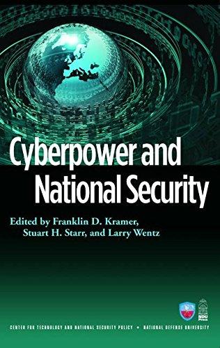 Preisvergleich Produktbild Cyberpower and National Security (National Defense University)