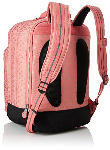 *Kipling College Up Cartable, 42 cm, 32 liters, Rose (Pink Gold Drop) Achat