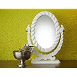 Artesia Antique Rope Table Mirror