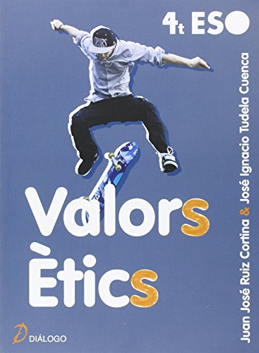 Valors Ètics 4t ESO - 9788496976924