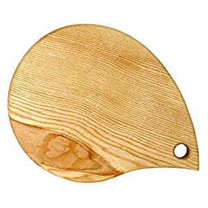 Käsebrett aus Holz | Pizzabrett | Schneidebrett aus Eschenholzholz | Brotbrett aus Holz - Handgemacht | Handmade