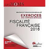 Exercices de fiscalité française avec corrigés détaillés 2016