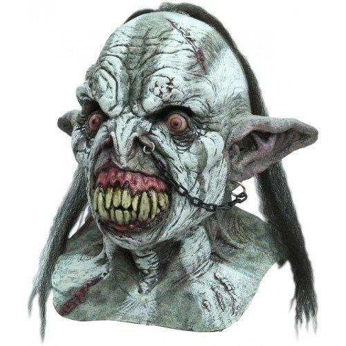 Mask Head & Neck Battle Orc
