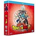 Dragon Ball Super - L'intégrale box 2 - Épisodes 47-76 [Blu-ray]