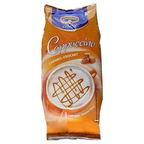 Krüger Fa mit Caramel Krokant Cappuccino, 500 g