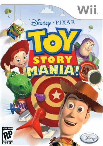 Toy Story Mania - [PC]