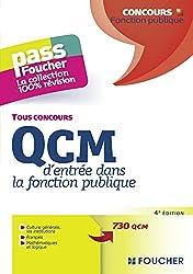 Pass'Foucher - QCM d'entrée dans la fonction publique - 4e édition