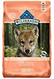 Blau Buffalo Wilderness High Protein Trockenfutter Puppy