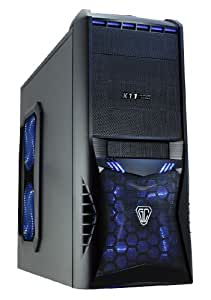 OCHW 6600K Gaming PC AMD A8-6600K 4 Core 4.2GHZ CPU AMD Radeon 8570D Graphics , 1TB Hard Drive, 8GB DDR3 Memory, No Operating Software