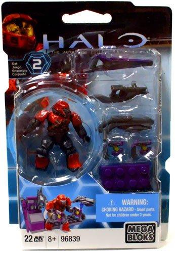 Mega brands 0065541968394 Halo Wars Mega Bloks
