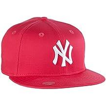 A NEW ERA Era League Basic NY Yankees Gorra M/L White