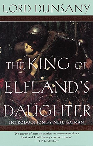The King of Elfland's Daughter: A Novel (Del Rey Impact) -