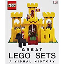 Dorling Kindersley Great Lego Sets - A Visual History