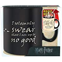 ABYstyle -HARRY POTTER - Mug Heat Change - 460 ml - Maraudeur