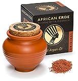 African Erde Terracotta Puder ORIGINAL - NEU mit Arganöl