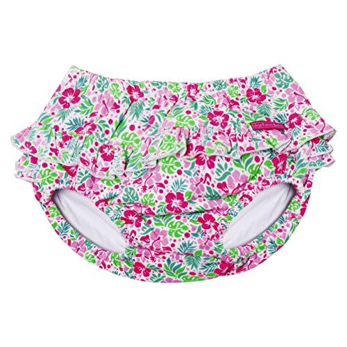 SODKK Wiederverwendbare Baby-Swim-Windeln, Waschbar, Einstellbar, Mehrfarbig, Ohne Hut, Für Babys Und Mädchen M 24-36 Months