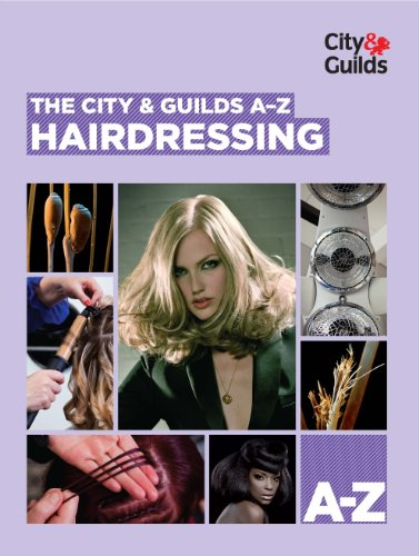 the-city-guilds-a-z-hairdressing-english-edition