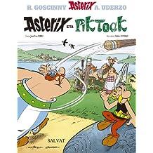 Asterix eta piktoak (Euskara - Salvat - Comic - Astèrix)