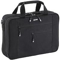 MOBILE EDGE MECBC1 16 PC/17 MacBook(R) Canvas ECO Briefcase, Black consumer electronics