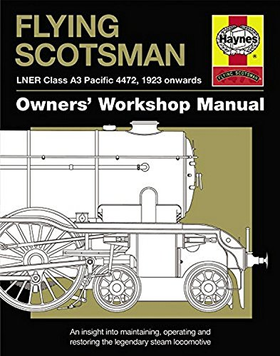 Flying Scotsman Manual Cover Image