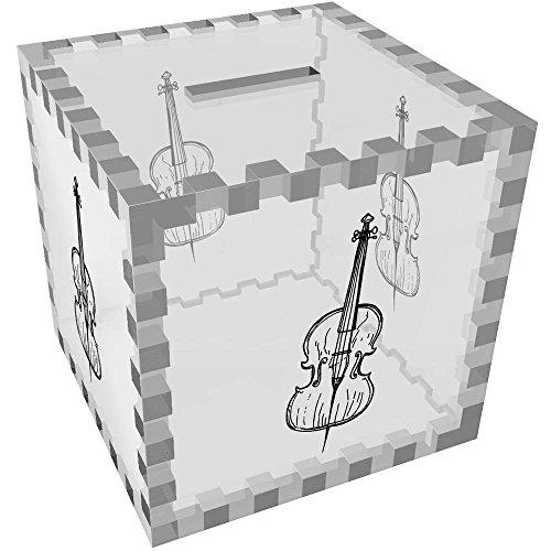 Bank Cello ('Cello' Klar Sparbüchse / Spardose (MB00029382))