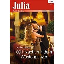1001 Nacht mit dem Wüstenprinzen (Julia 2044)