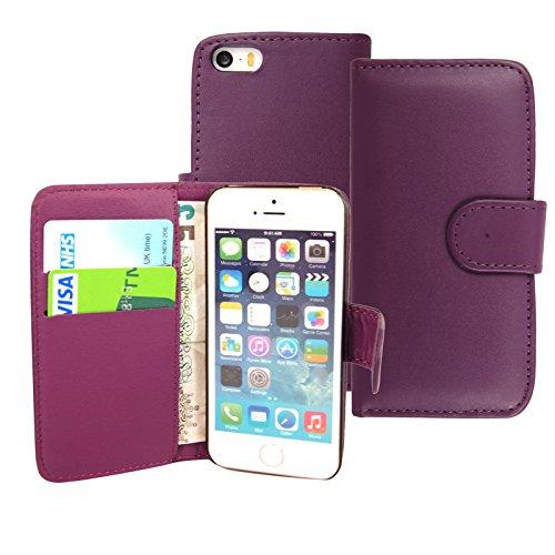 sony-xperia-e-c1505-pu-leather-magnetic-book-flip-case-skin-cover-pouch-purple-book-case