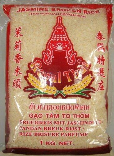 1 Kg Royal Thai Bruchreis mit Jasminduft