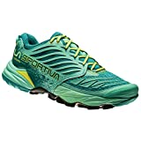 SHOES AKASHA WOMAN MOUNTAIN RUNNING EMERALD MINT 26 Z