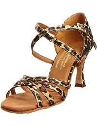 International Dance Shoes Cindy INUFT0627, Chaussures de danse fille