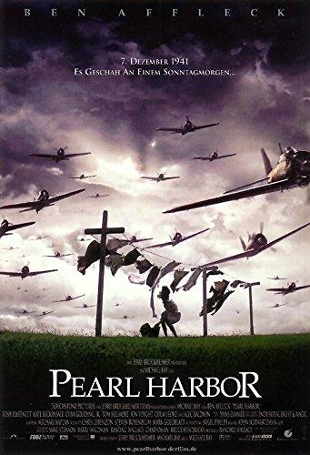 Pearl Harbor: B (2001) | original Filmplakat, Poster [Din A1, 59 x 84 cm] (Harbor Affleck Ben Pearl)