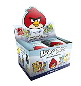e max em30398 angry birds trading cards sammelkarten booster spielzeug. Black Bedroom Furniture Sets. Home Design Ideas