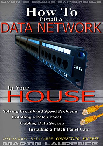 How to Install a Data Network in your House: Solving for sale  Delivered anywhere in UK