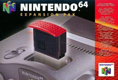 Nintendo 64 - Expansion Pak Nintendo 64 Spiel-konsole