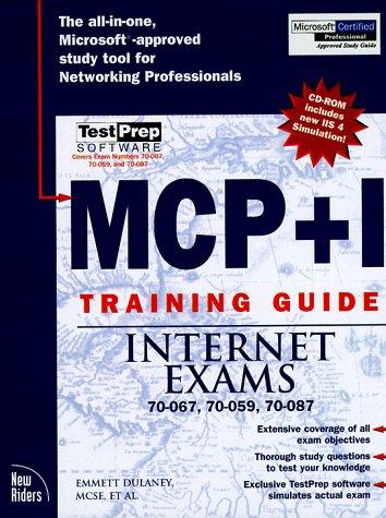 MCSE Training Guide: Internet Specialist Exams (Training Guides) por Joe Cassad